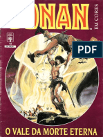 A Espada Selvagem de Conan Em Cores #12