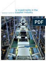 Privateequity Investments in Automotive Supplier Industry Dec2008