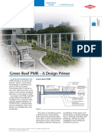 Green Roof PMR - A Design Primer