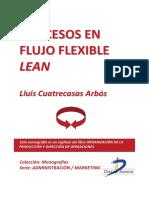 Procesos en Flujo Flexible Lean