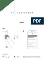 RHA TrueConnect User Guide Ver06
