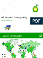 BP America - Driving Safety