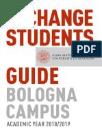 ENG Guida Studenti Di Scambio 18 19