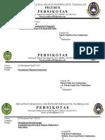 AMPLOP PersikotasI Kota Tasikmalaya 2014