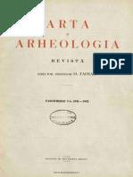 arta si arheologie 1931-1932.pdf