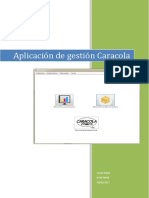Aplicación de gestión Prestashop