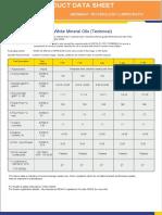 White Oil PDS - Technical