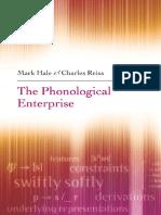 The Phonological Enterprise