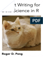 Report Writing for Data Science in R by Roger Peng