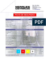 Bentonita- Ficha de Seguridad.pdf