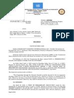 KAPA CASE DECISION