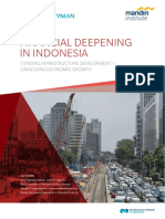 Financial Deepening in Indonesia