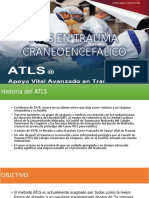 Atls en Trauma Craneoencefalico