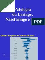 Cabeca e Pescoco 2 - Neo Boca Nasofaringe Laringe NX