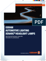 OSRAM AUTOMOTIVE LIGHTING