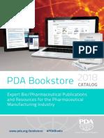 PDA 2018 Web Interactive Publication Catalog