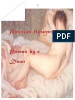 Passion Flowers-erotic poetry