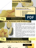 Jackfruit Processing Unit