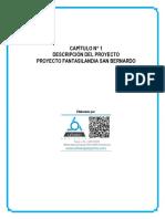 Descripcion Proyecto Fantasilandia San Bernardo