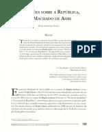 Machado - República de Venez