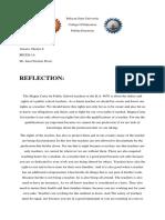 reflection magna carta