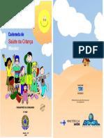 Caderneta Saude Crianca Livreto