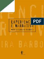 Experiencia e Narrativa