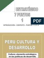 HERBERT RODRÍGUEZ, POLÍTICA CULTURAL, UNA VISIÓN I