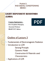FALLSEM2019-20 EEE4021 ETH VL2019201001943 Reference Material I 10-Aug-2019 Module 2 Lecture 3 LDR 9
