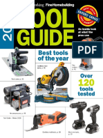 Fine Woodworking Specials - 2018 Tool Guide