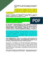 Diferencias Accion Reparación y Nulidad y Restablecimiento Origen de La Indemnización - 2011 - 68001-23!31!000-2010-00231-01(39794)