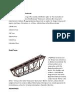 Types of Bridge