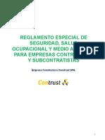 Reglamento Especial SSOMA Para Contratistas.doc