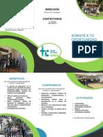 Tríptico STO Conce 2019