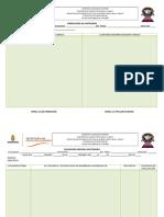 Formatos de Planeación