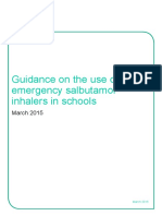 Emergency Inhalers in Schools