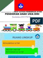 KTSP PAUD 2013