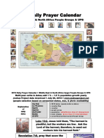 Prayer cards north africa