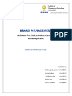 Mahinda First Choice Services