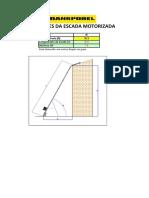 Desenho Com Dimensões - Capacidade 150Kg - Altura Vertical 16.3m