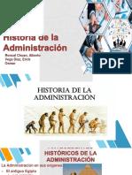 Historia de La Administracion-1