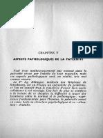Ebtinger Aspects Pathologiques de La Paternite