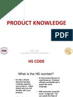 2. HS Code