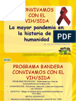 Convivamos Con El Vih-sida