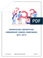 Significant Beneficial Ownership, E-Book-Ver.2