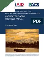 Usaid-Ifacs-lcp Sarmi District Papua