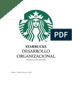 Desarrollo organizacional Starbucks