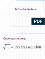 Introduction to  Complex Numbers.ppt