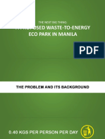 Waste-to-Energy in the Philippines
