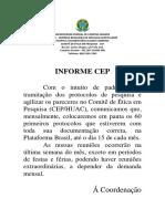 Informe CEP